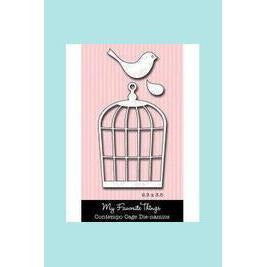 MFT - My Favourite Things - Contempo Cage Die
