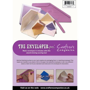 Crafter's Companion The Enveloper Pro Scoreboard