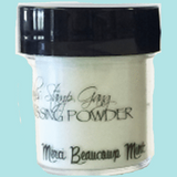 Lindy's Gang Tres Chic Embossing Powder Range  Merci Beucoup Mint
