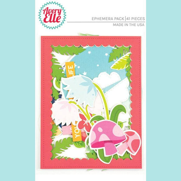 Avery Elle - Fairy Ephemera Pack