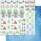 Heartfelt Creations - Festive Winterscapes Paper Collection