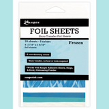 Ranger Foil Sheets Frozen