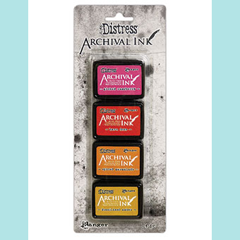 Tim Holtz Archival Ink Pads Mini - Distress Kits