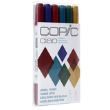 Copic Markers CIAO  - 6 Piece Sets