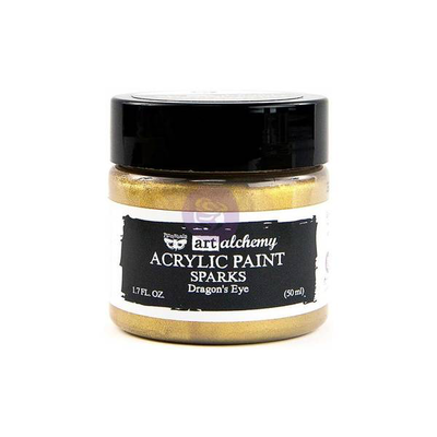 Finnabair Art Alchemy Acrylic Paints - Sparks - Dragon's Eye