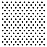 Couture Creation 3D Foam Dots - Black