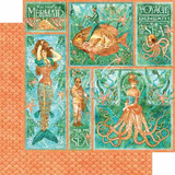 Graphic 45 - Voyage Beneath the Sea Collection