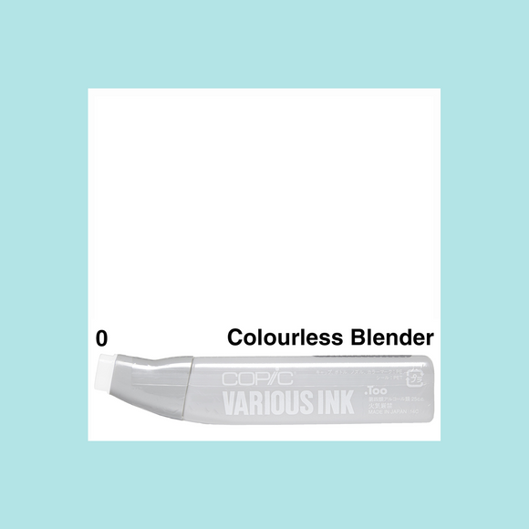 Copic Ink 0 - Colourless Blender