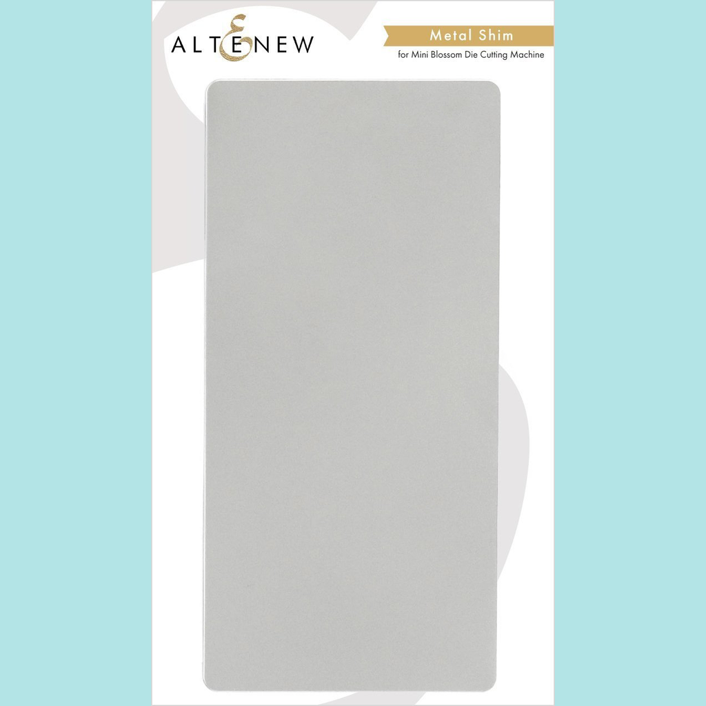 Altenew Mini Blossom Die Cutting Metal Shim