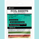 Ranger Foil Sheets Holiday