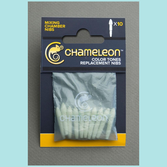 Chameleon Replacement Mixing Chamber Nibs 10 Pack