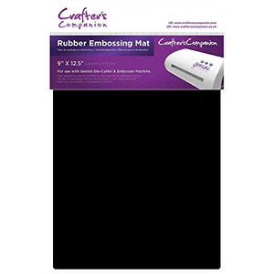 Crafters Companion Gemini Accessories - Rubber Embossing Mat