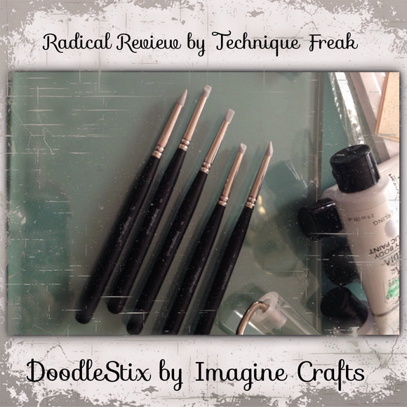 Imagine Crafts Creative Tools Doodlestix