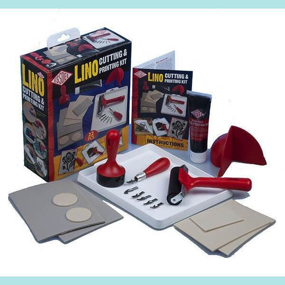 Essdee - Lino Cutting & Printing Kit
