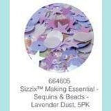 Sizzix Accessory - Sequins & Beads 5PK