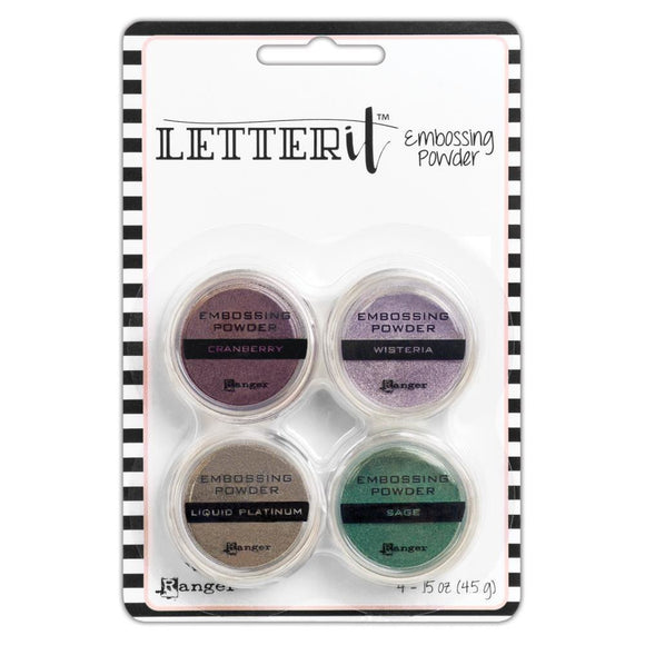 Ranger - Letter It Embossing Powder Graceful