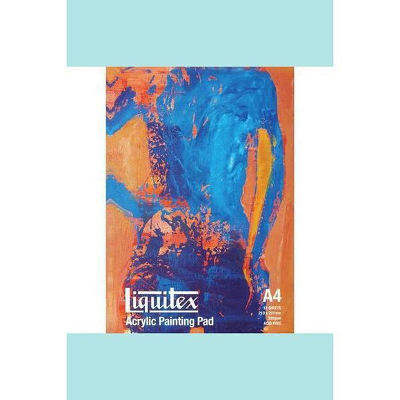 Liquitex Acrylic Painting Pad A4