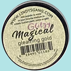Lindy's Gang - Glitz Magical - Gleaming Gold