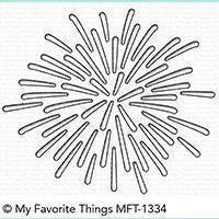 My Favorite Things MFT - Fireworks Display Die-namics
