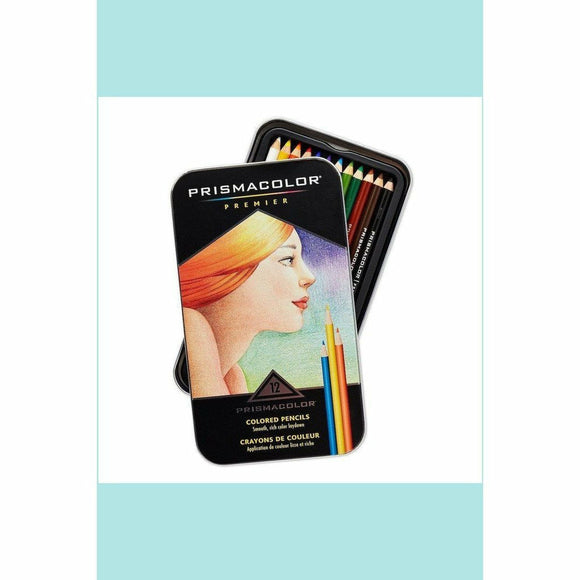 PRISMACOLOR Premier® Soft Core Colored Pencils  - Set of 12