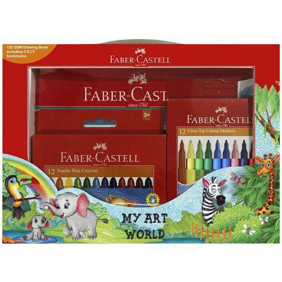 Faber-Castell - My Art World kit