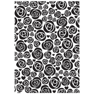 "KaiserCraft - Embossing Folder 5""x7"" Roses"