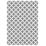 "KaiserCraft - Embossing Folder 4""x6"" Stained Glass"