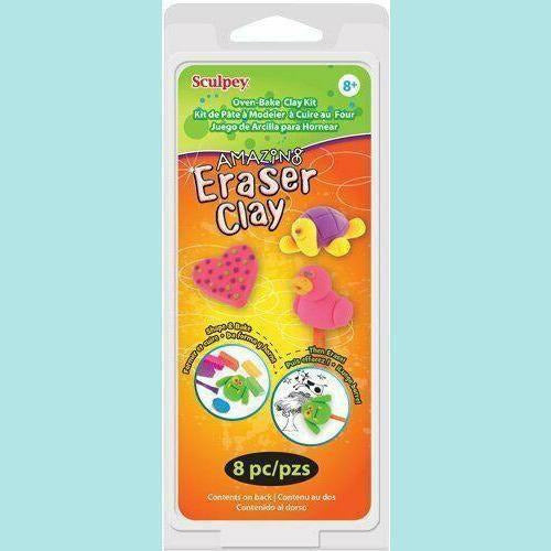 Sculpey Amazing Eraser Clay Kit