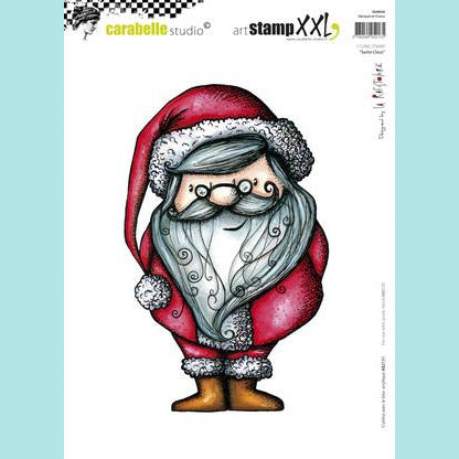 Carabelle Studio - Cling Stamp XXL : Santa Claus
