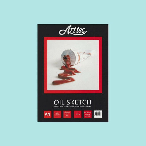 Arttec Oil Sketch Pads