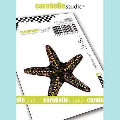 Carabelle Studio - Cling Stamp Small : Starfish