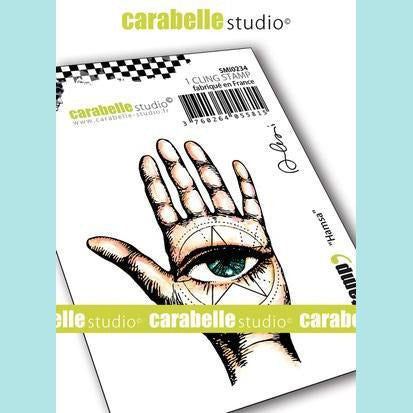 Carabelle Studio - Cling Stamp Small: Hamsa by Alexi