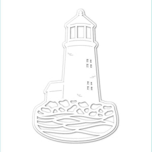 Simon Says Stamp - Wafer Die - Lighthouse