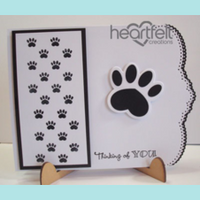 Heartfelt Creations - Paw-fect Pooches Die