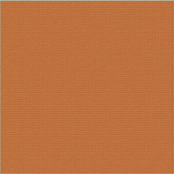 Couture Creations - Ultimate Crafts Cardstock - Burnt Sienna