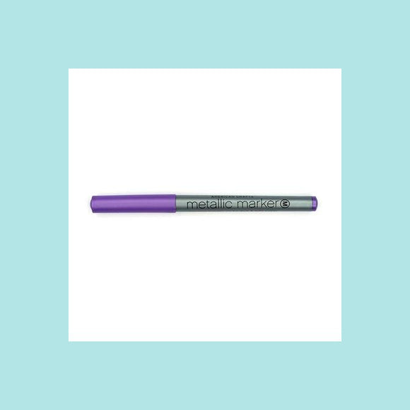 American Crafts Galaxy Metallic Markers - Medium Point