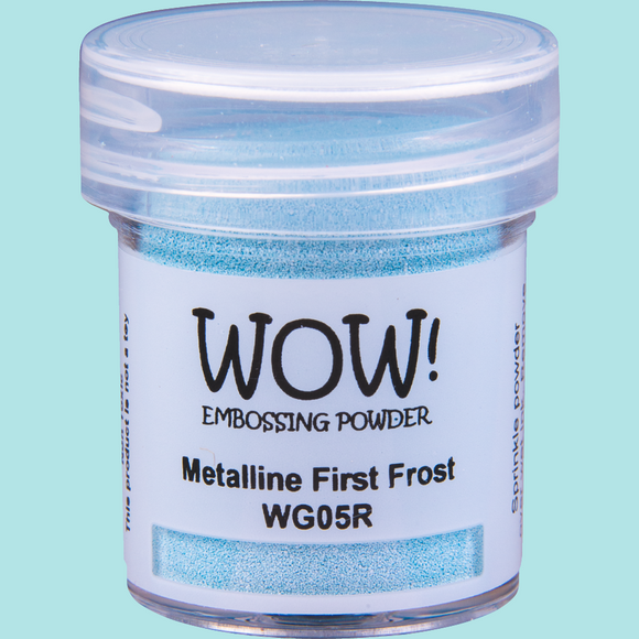 WOW! Embossing Powder - WG05 First Frost Regular