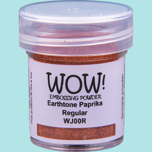 WOW! Embossing Powder - WJ00 Earthtone Paprika Regular