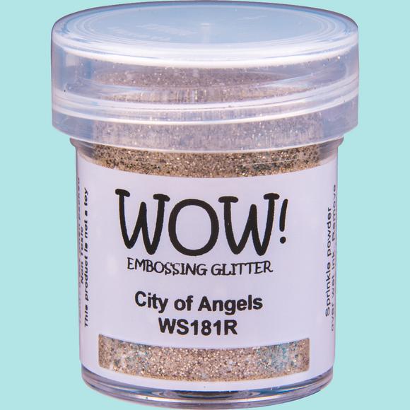 WOW! Embossing Glitter - WS181 City of Angels