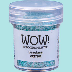 WOW! Embossing Glitter - WS78 Seaglass