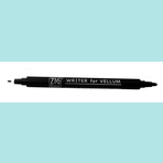 Zig Vellum Writer - 0.5mm and 1.2mm Double Side