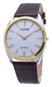 Citizen Stiletto Ar3074-03a Eco-drive Analog Men's Watch
