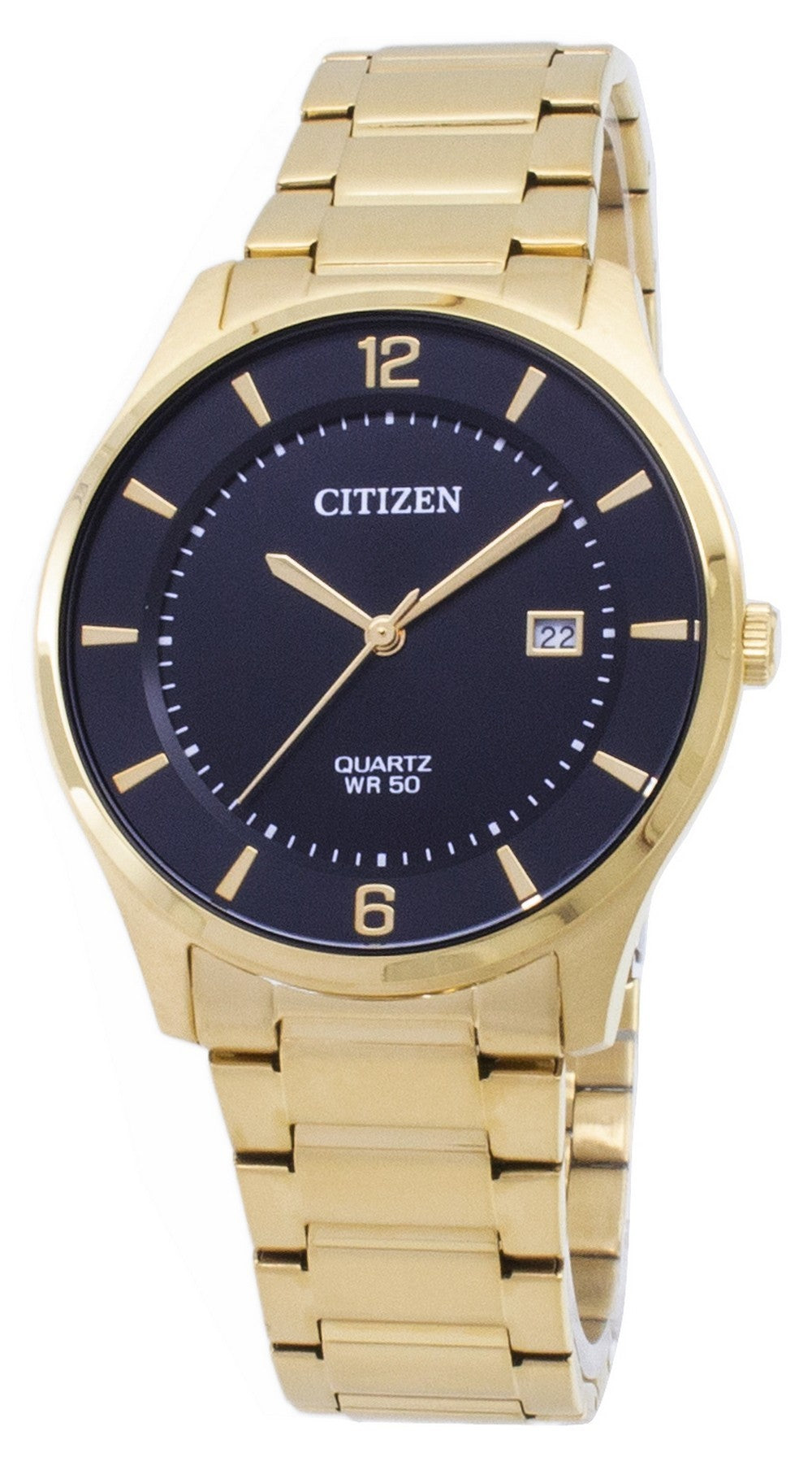 Citizen Quartz Bd0043-83e Analog Men's Watch