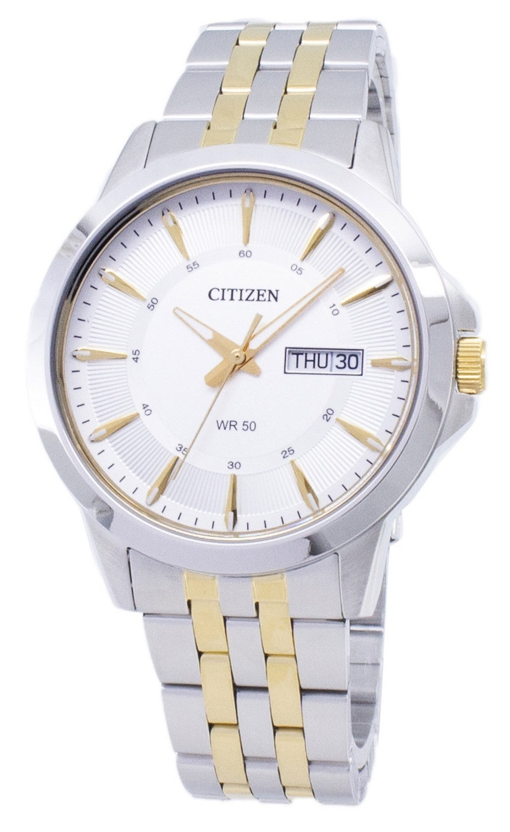 Citizen Quartz Bf2018-52a Analog Men's Watch