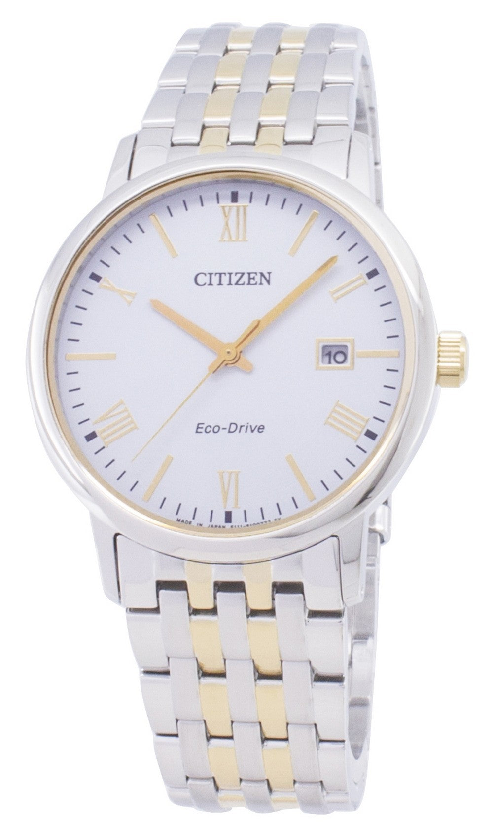 Citizen Eco-drive Bm6774-51a Analog Japan Made Men's Watch
