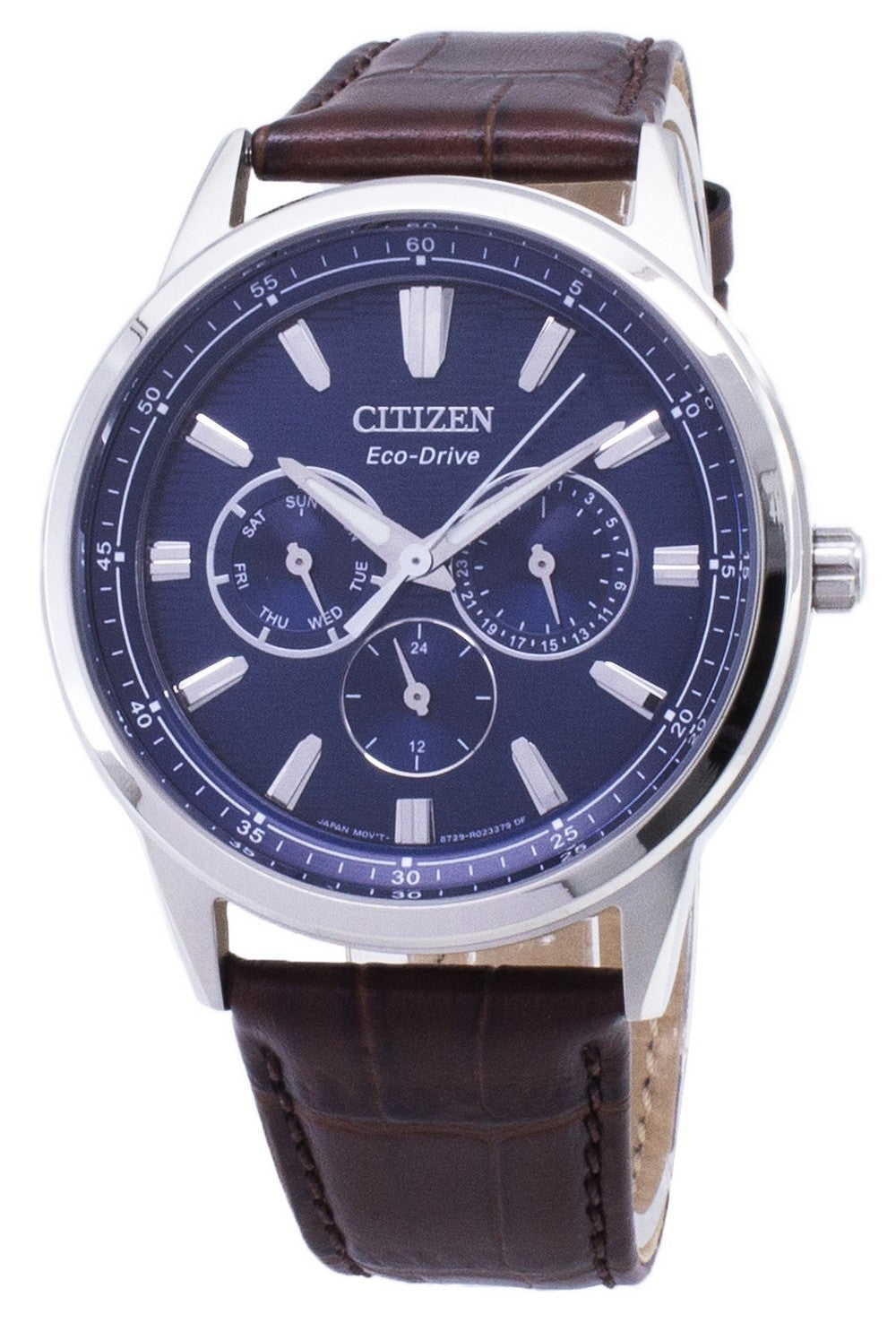 Citizen Eco-drive Bu2070-12l Chronograph Analog Men's Watch
