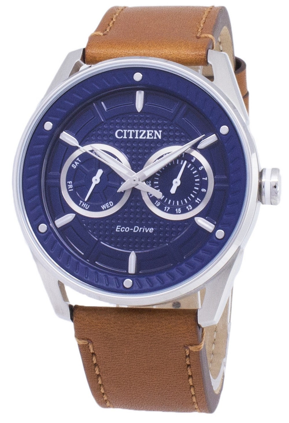 Citizen Eco-drive Bu4021-17l Power Reserve Analog Men's Watch