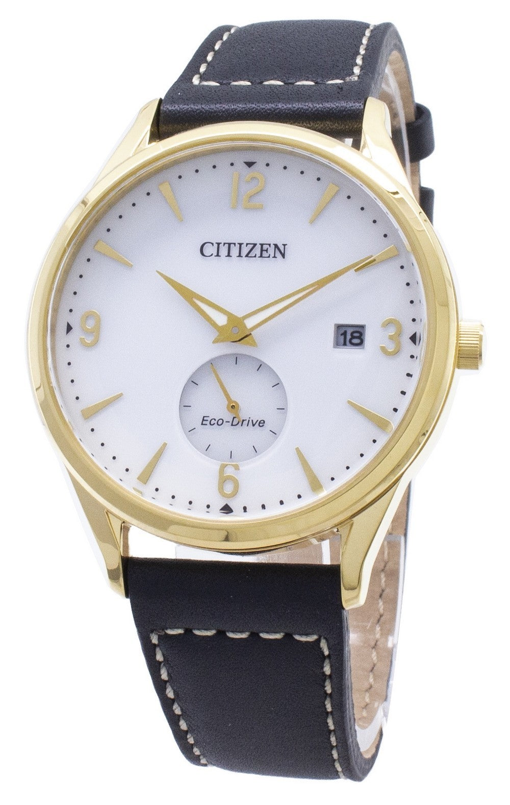 Citizen Eco-drive Bv1118-17a Analog Men's Watch