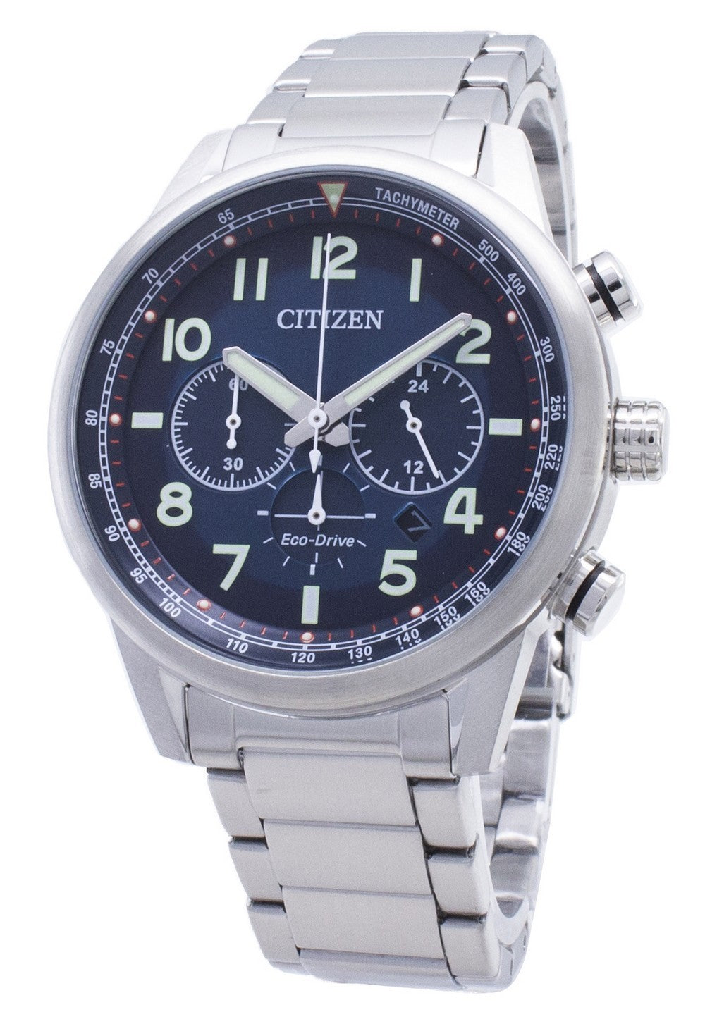 Citizen Eco-drive Ca4420-81l Tachymeter Analog Men's Watch