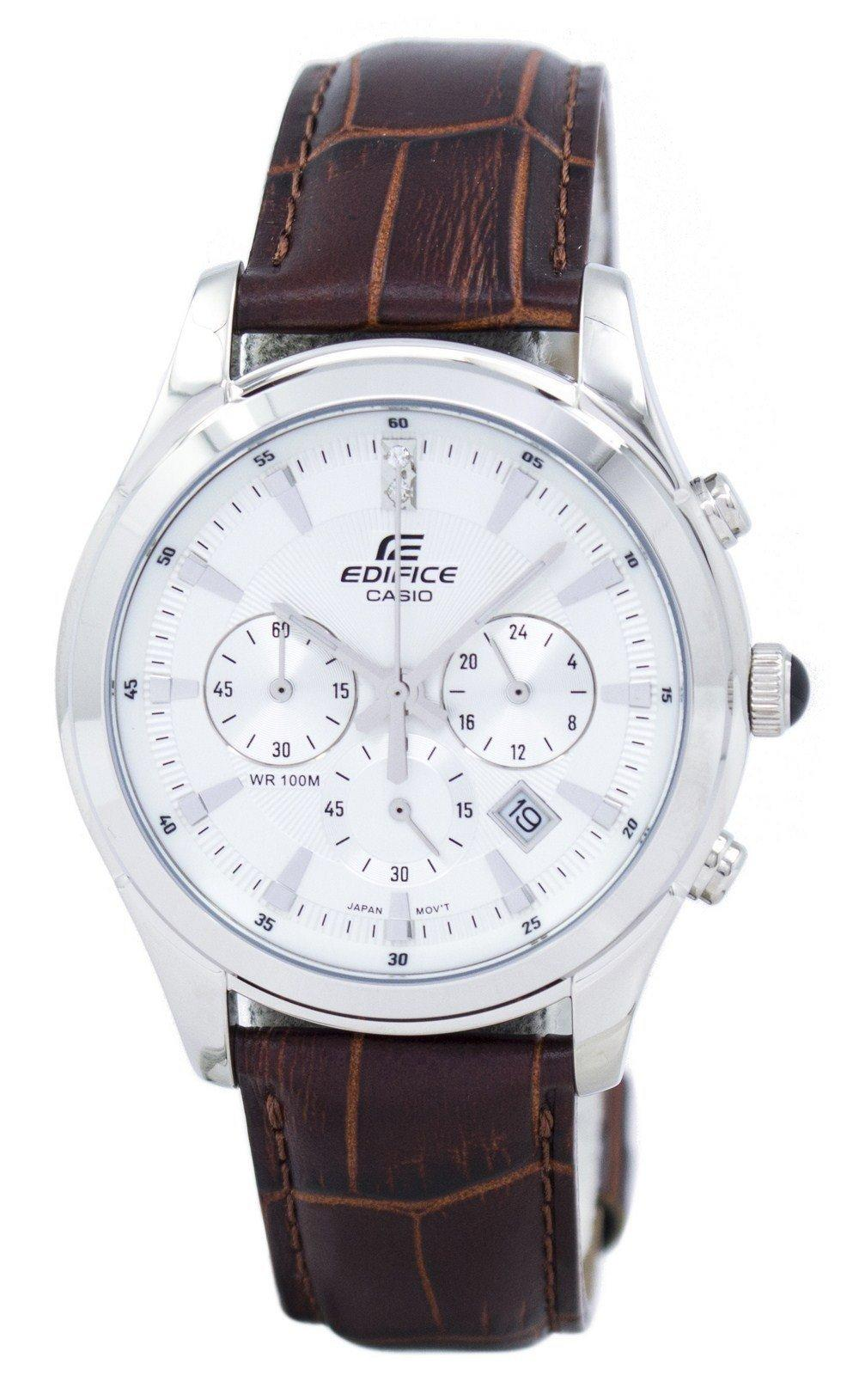 Casio Edifice Chronograph Efr-517l-7av Efr517l-7av Men's Watch